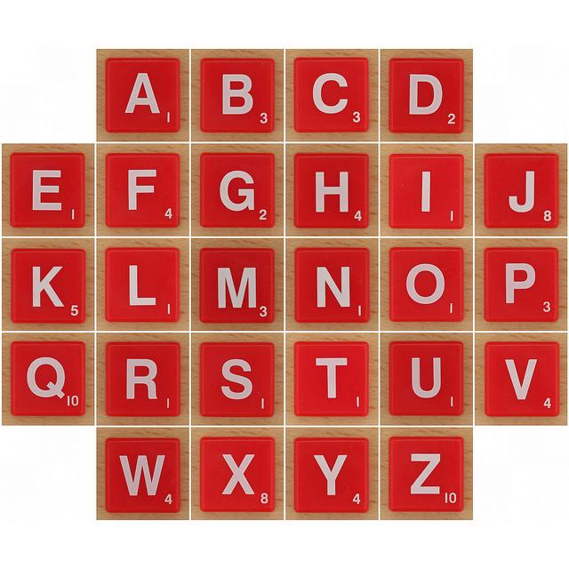 最も美しく、かっこいいアルファベットは?全26のアルファベットを見てみたよ