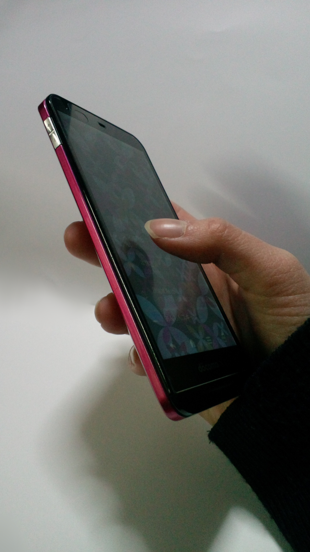 AQUOS PHONE EX SH02Fのレビュー