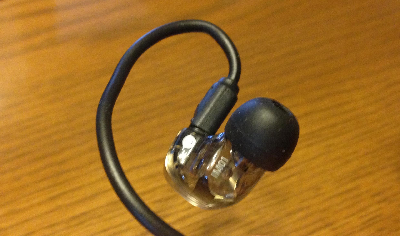 【レビュー】ATH-IM01は音質の全体的なバランスが欲しい人にオススメできるイヤホンです