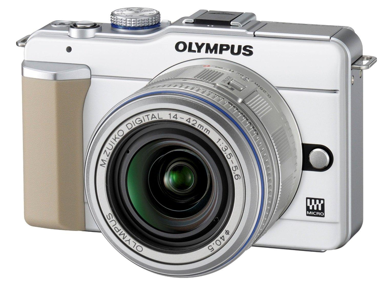 OLYMPUS PEN Lite E-PL1(ホワイト)のレビューですよ!