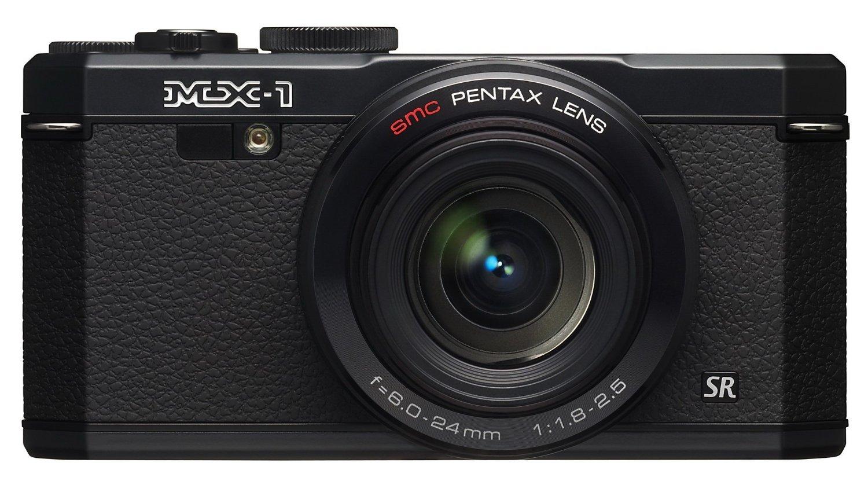 使えば使うほど、可愛さが増すPENTAX MX-1