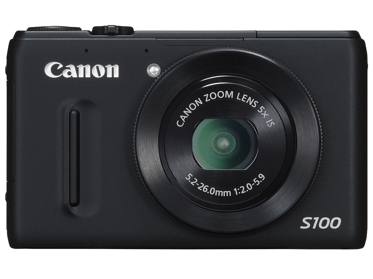 キャノン PowerShot S100の使用感は果たして!?