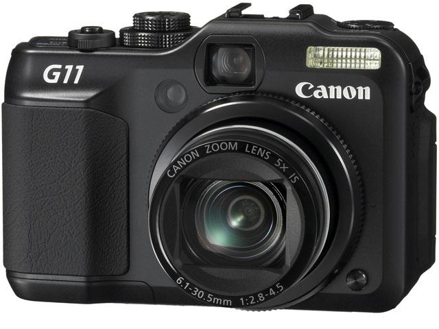 カメラらしいカメラ!CANON Power Shot G11の実力は!?
