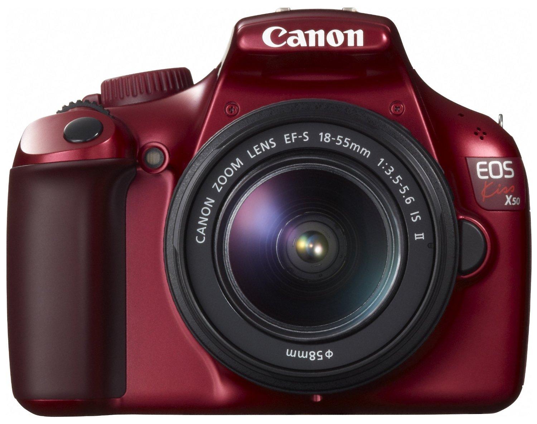 趣味をカメラに!!canonのEOS Kiss X50の使用感をレビュー