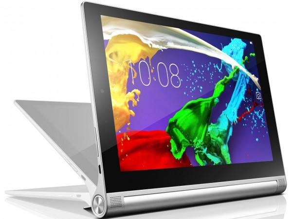 Yoga Tablet2をレビュー。バッテリー容量で選ぶなら最適!!