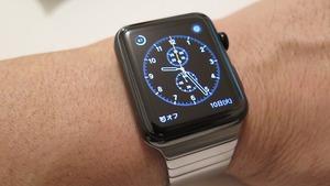 Apple Watch について1