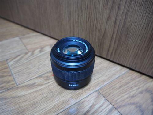 パナソニックライカ25ミリF1.4は秀逸レンズ