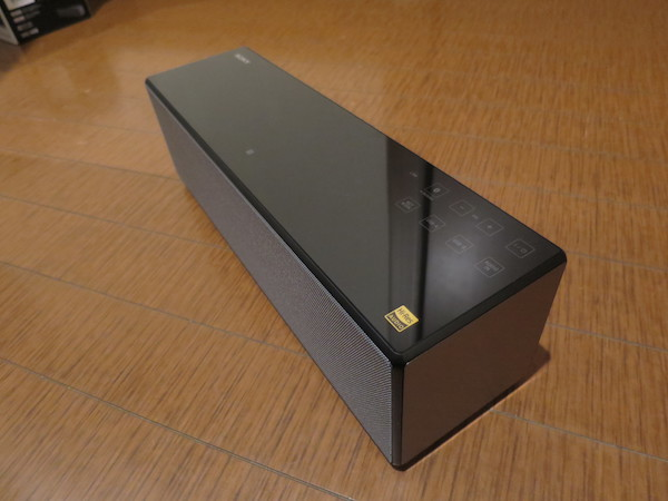 ハイレゾスピーカー[Sony SRS-X88]をレビュー
