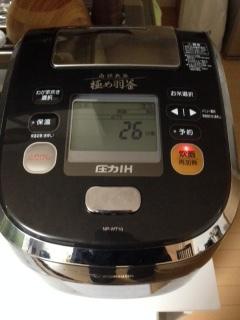 タイガーのNP-RX05はご飯好きには最高の炊飯器