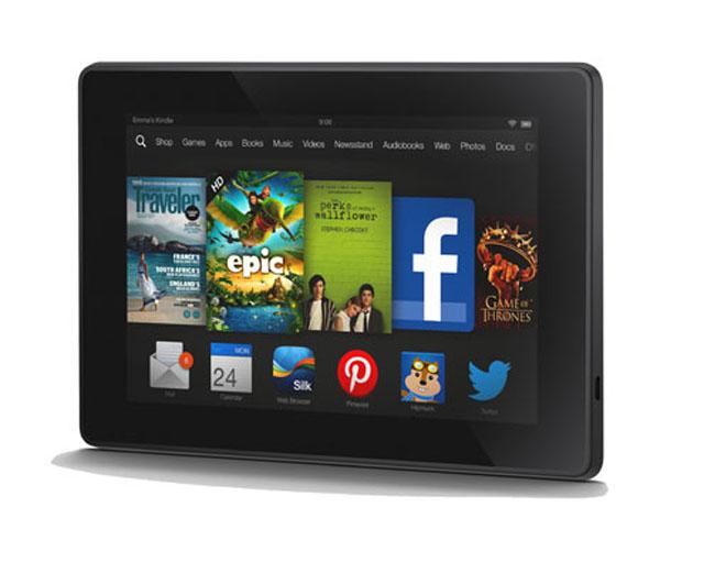 kindle Fire HD7はコスパがすごく高いタブレットです。