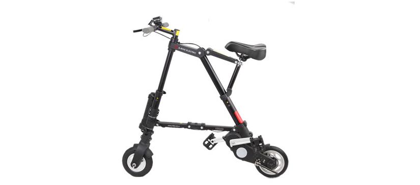 電動自転車「A-bikeエレクトリック」はコスパ抜群で乗り心地も良いです