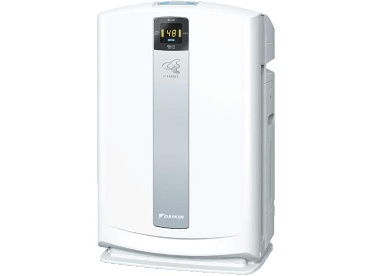 ダイキンの空気清浄機「MCK70P-W」は大変満足!「加湿」機能までついています!!