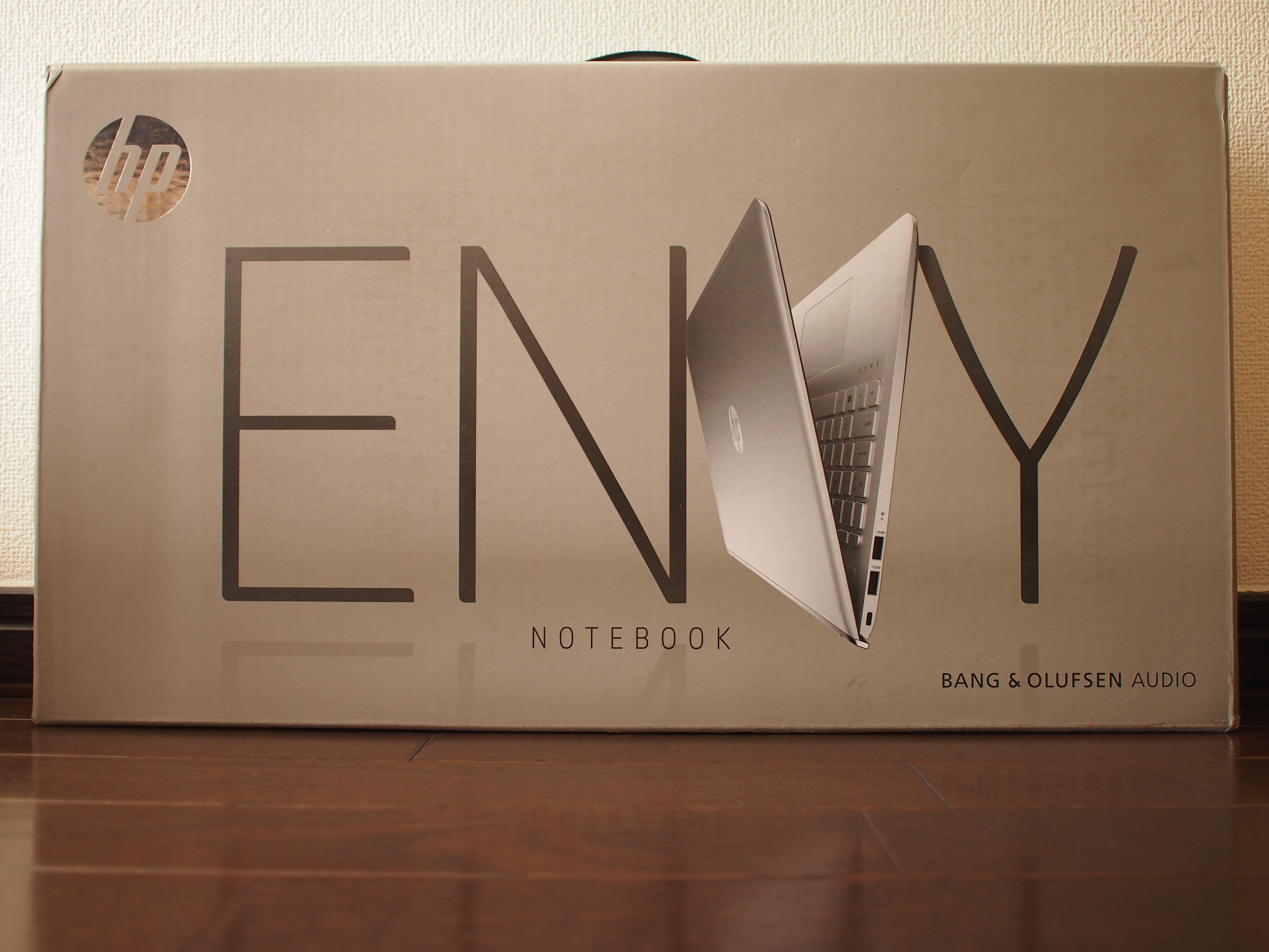 アルミ削り出しが美しいHPパソコン【ENVY15‐as100】の購入レビュー!