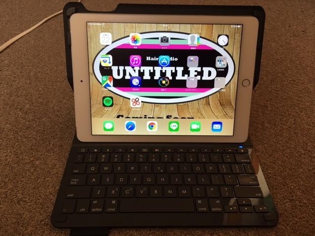 iPad Air2購入と一緒に専用キーボードも買ってみた!