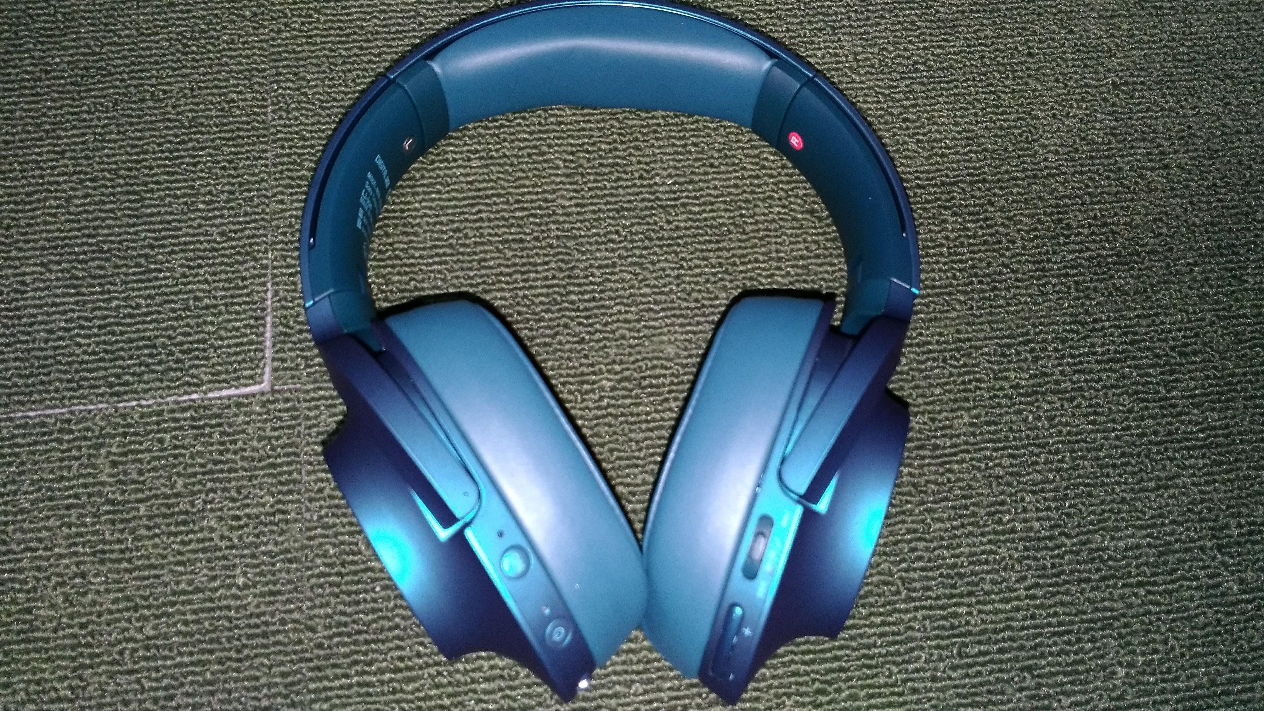 【レビュー】ソニーのMDR-100ABNはデザインも音質も言うことなしのbluetoothヘッドホン