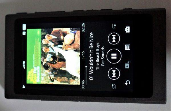 【レビュー】ウォークマンA40シリーズ「NW-A45HN」は高音質で圧倒的なコストパフォーマンス!