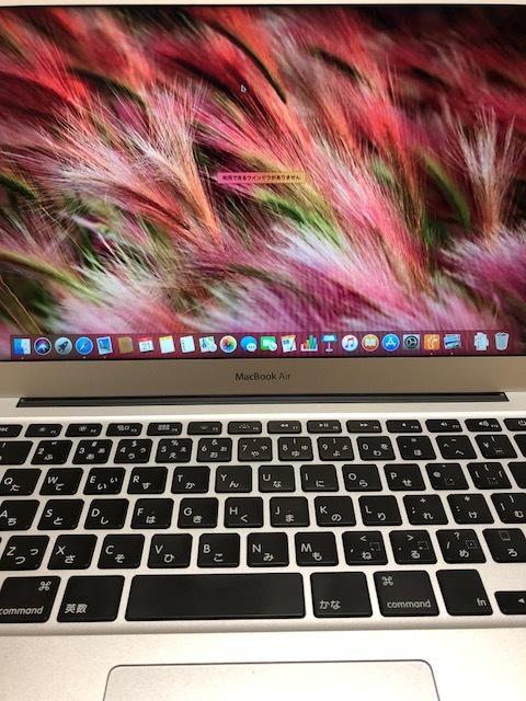 Mac Book Air4