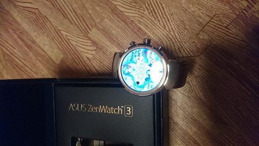 zenwatch3をレビュー!デザインがカッコよく、性能面も十分