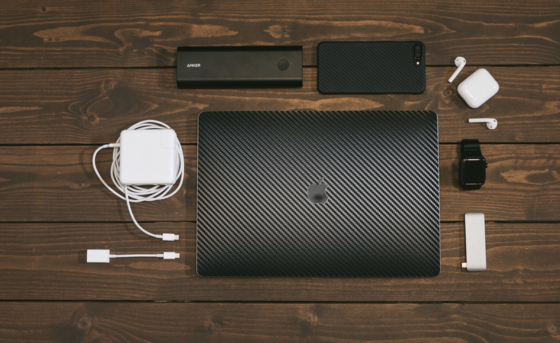 Macと一緒に買うべきアクセサリ・周辺機器6選!