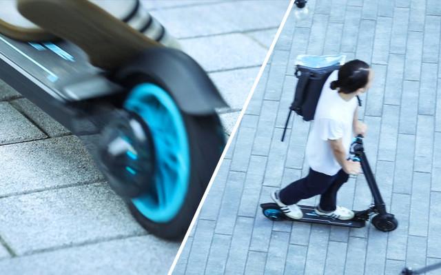 電動キックボード「Kintone motion」で街中を優雅に気持ち良く走り回りたい!!