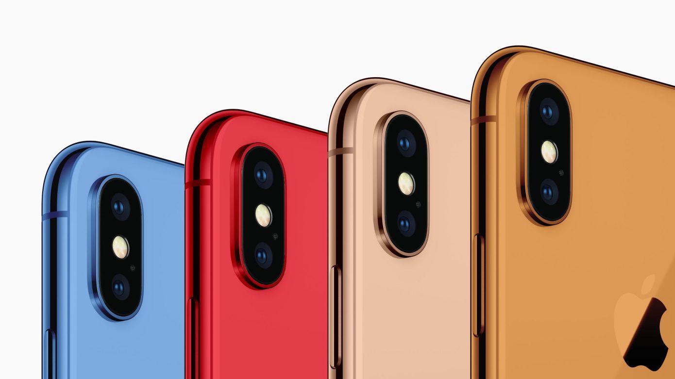 今秋発売のiPhoneはオレンジ・ブルー・レッドのカラーが追加!?
