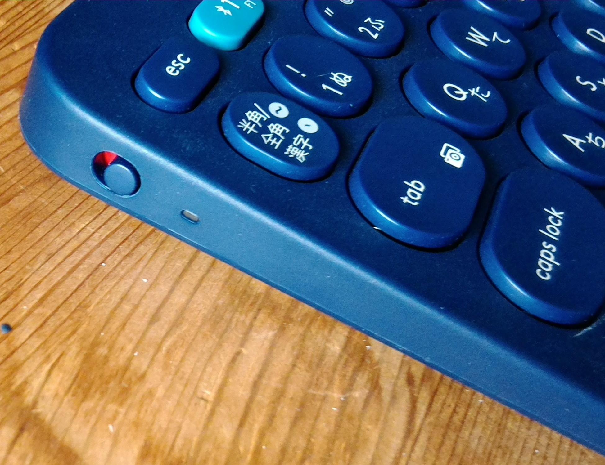 Bluetoothワイヤレスキーボード『K380』をレビュー!コスパの高さが魅力です