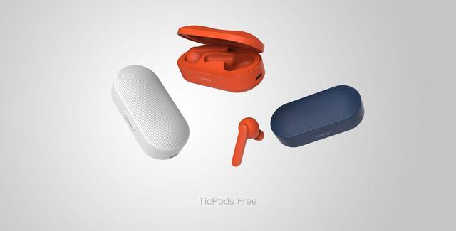 デザインの美しいワイヤレスイヤホン【TicPods Free】が機能的にも素晴らしい