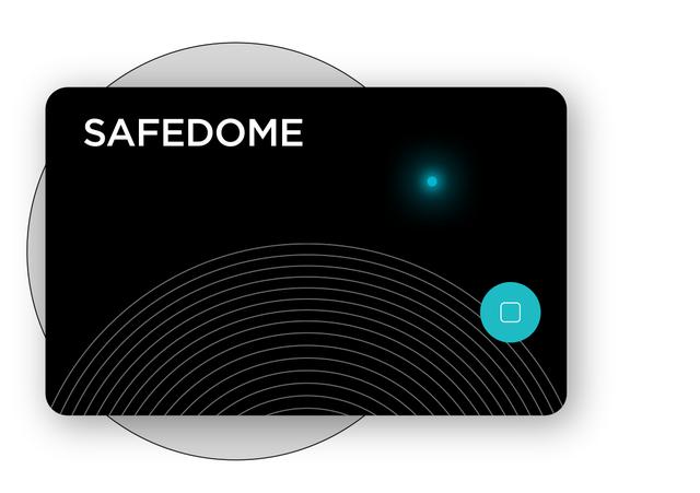 財布の紛失対策にSAFEDOMEというトラッキングカードが有効な予感