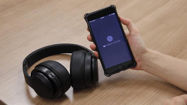 聴覚に合わせて音を調整してくれるヘッドホン「My Audio Session」とは?