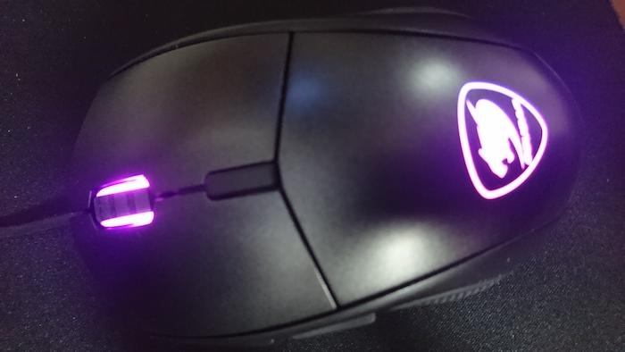 Minos X5レビュー!軽くて持ちやすいフィット感抜群のマウス!!