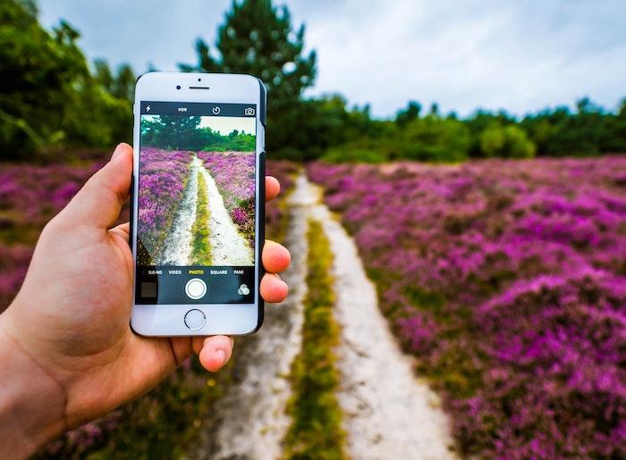 iPhoneカメラのタイマー設定のやり方と使い方