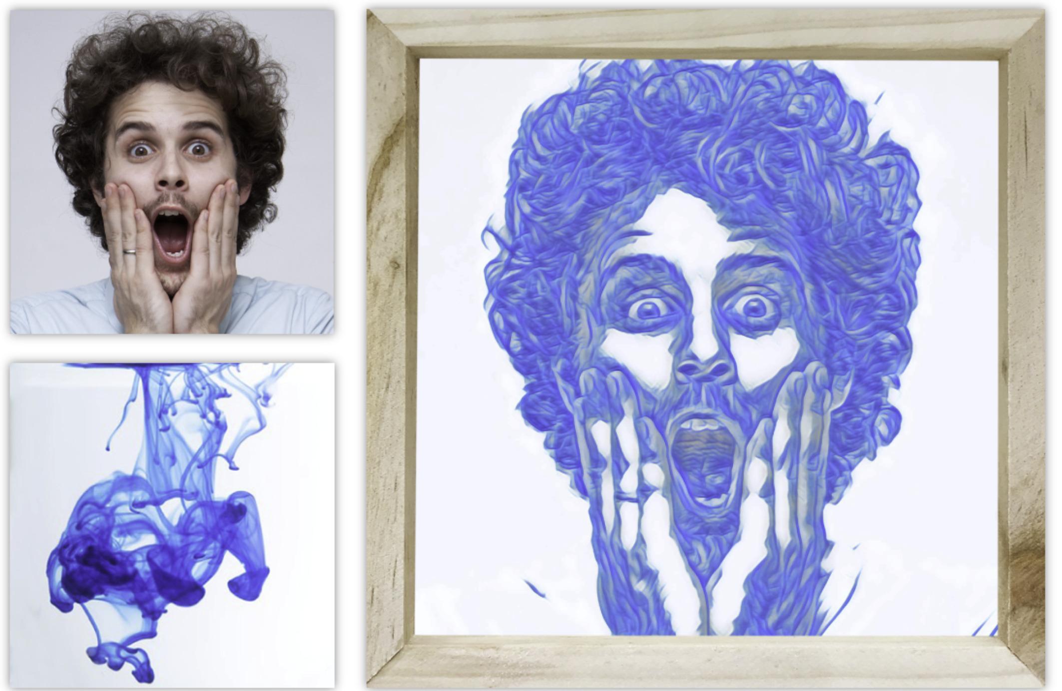 【人工知能・AI】ACartistで画像をアートに変換する