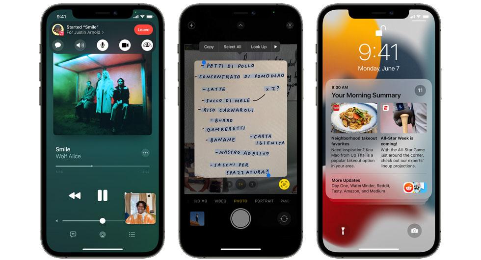 【iPhone/iOS15の内容・新機能・対応機種】アップデートに向けて知っておこう